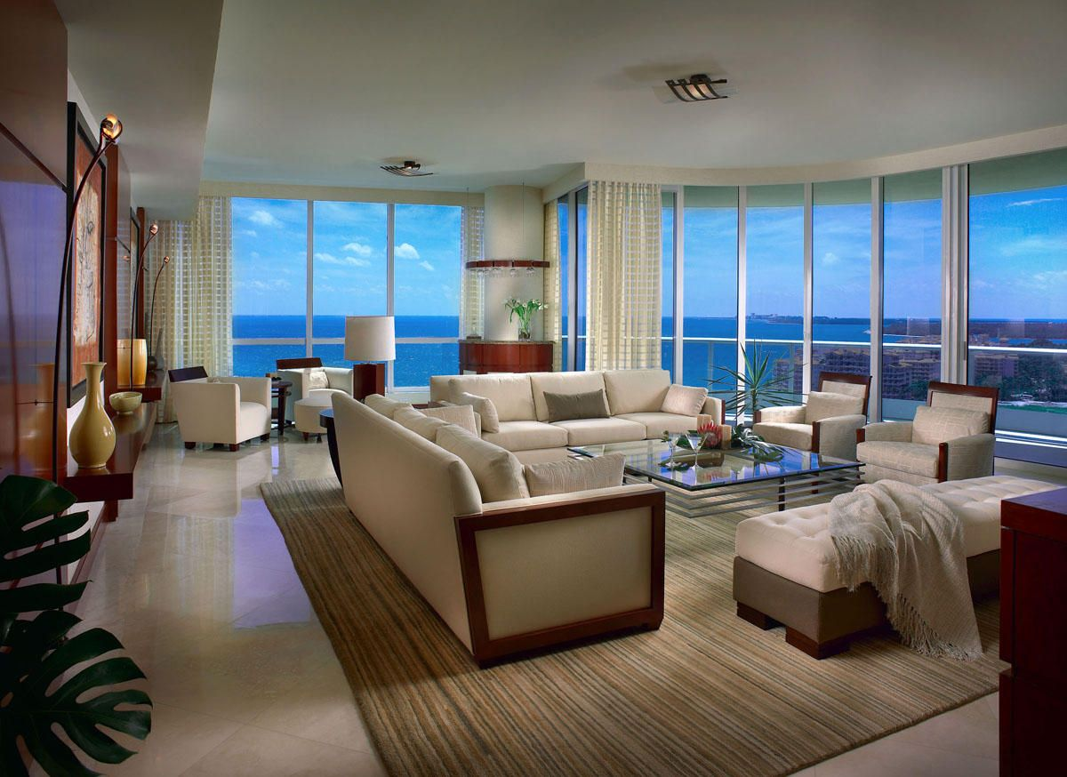 Modern beach living room - Modern Beach Living Room Ideas Contemporary Beachy Living Room Design