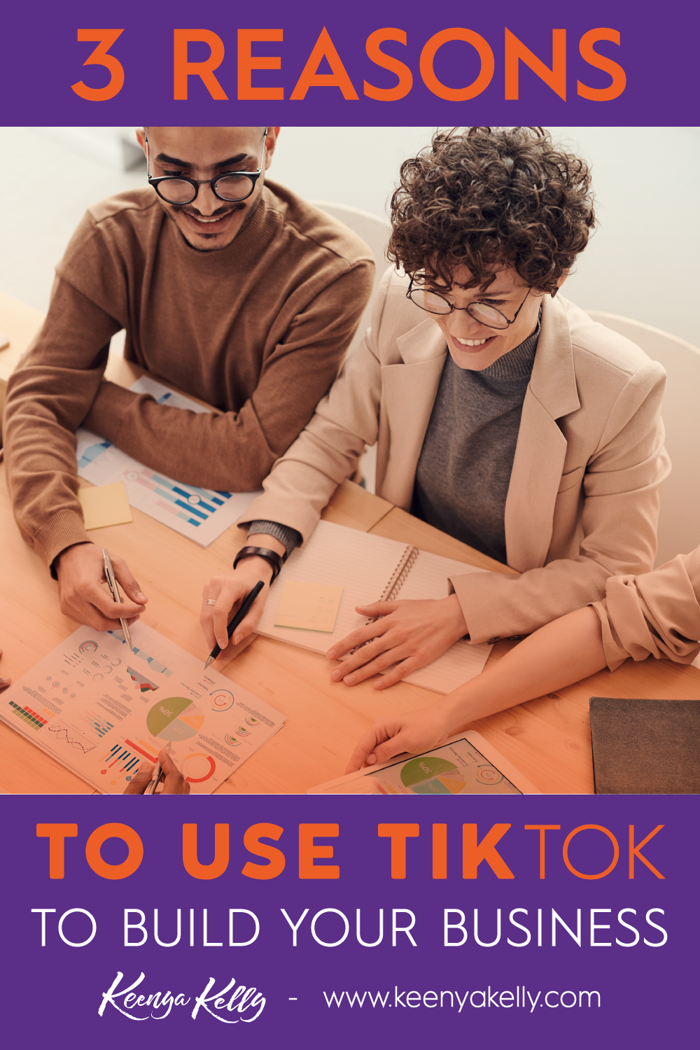3 Reasons To Use Tiktok For Business Network Marketing Business Network Marketing Attraction Marketing