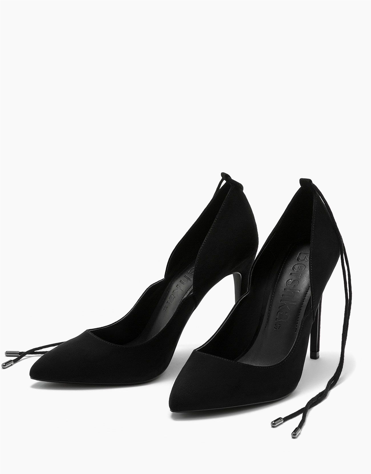 13875e9666e Stiletto heel shoes with ankle strap Discover this and many more items in  Bershka with new