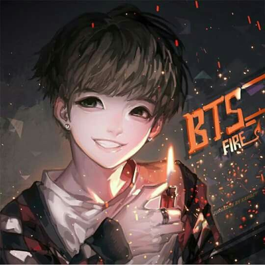 Resultado De Imagen Jungkook En Anime Zeichnungen Bts Bangtan Junge Suga