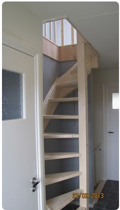Pin Von Yasmine Koch Auf Einrichtung Dachbodentreppe Dachboden