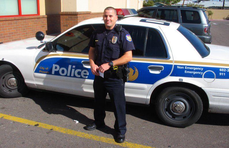 Criminal Defense Attorney in Phoenix Police, Crime data
