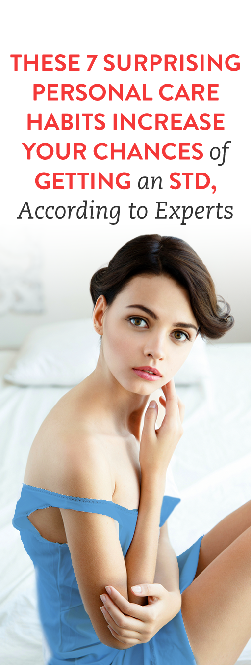 7 Personal Care Habits That May Affect Your Chances Of -7040