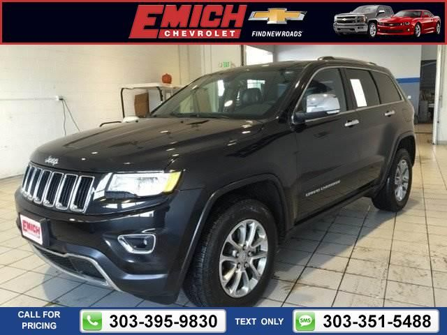 2015 Jeep Grand Cherokee Limited 17k Miles 34 999 17662 Miles 303
