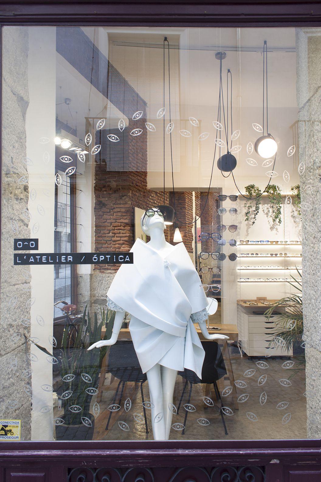 Escaparate madrid es moda, diseño de Deleite Design para L ...