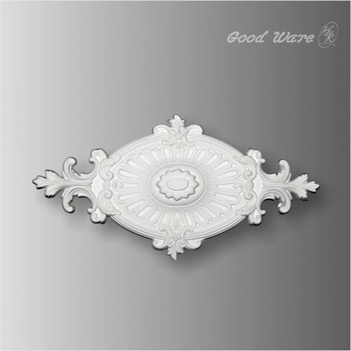 Polyurethane Decorative Ceiling Rose Medallions By Goodware