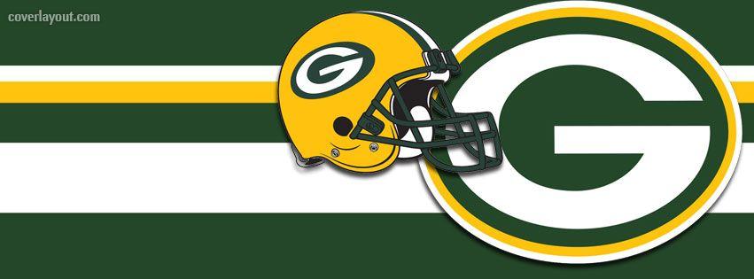 Green Bay Packers Helmet Logo Facebook Cover Green Bay Packers Helmet Green Bay Packers Logo Helmet Logo