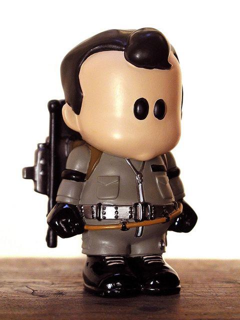 Ghostbusters    Venkman figurine #toyart