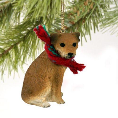 Border Terrier Original Ornament Cat Christmas Ornaments