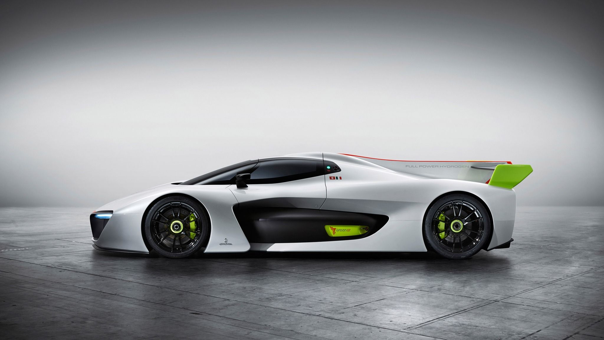 Download Pininfarina H2 Speed Concept Car Hd Wallpaper In