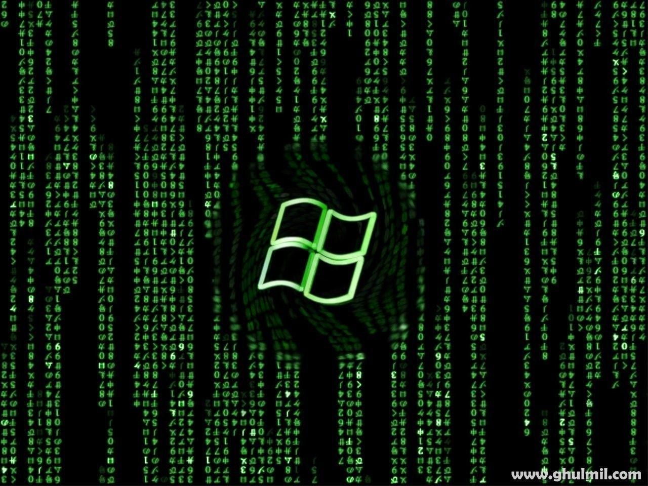 Computer Hacking Wallpapers Wallpapers 2020 Windows Xp Matrix Windows