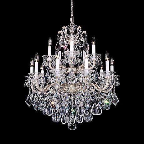 Schonbek La Scala 28 Wide Spectra Crystal Chandelier – Design Your Own Chandelier