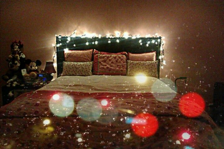Cute Christmas Lights In Your Bedroom ZOEYS ROOM Pinterest - Cute christmas lights for bedroom