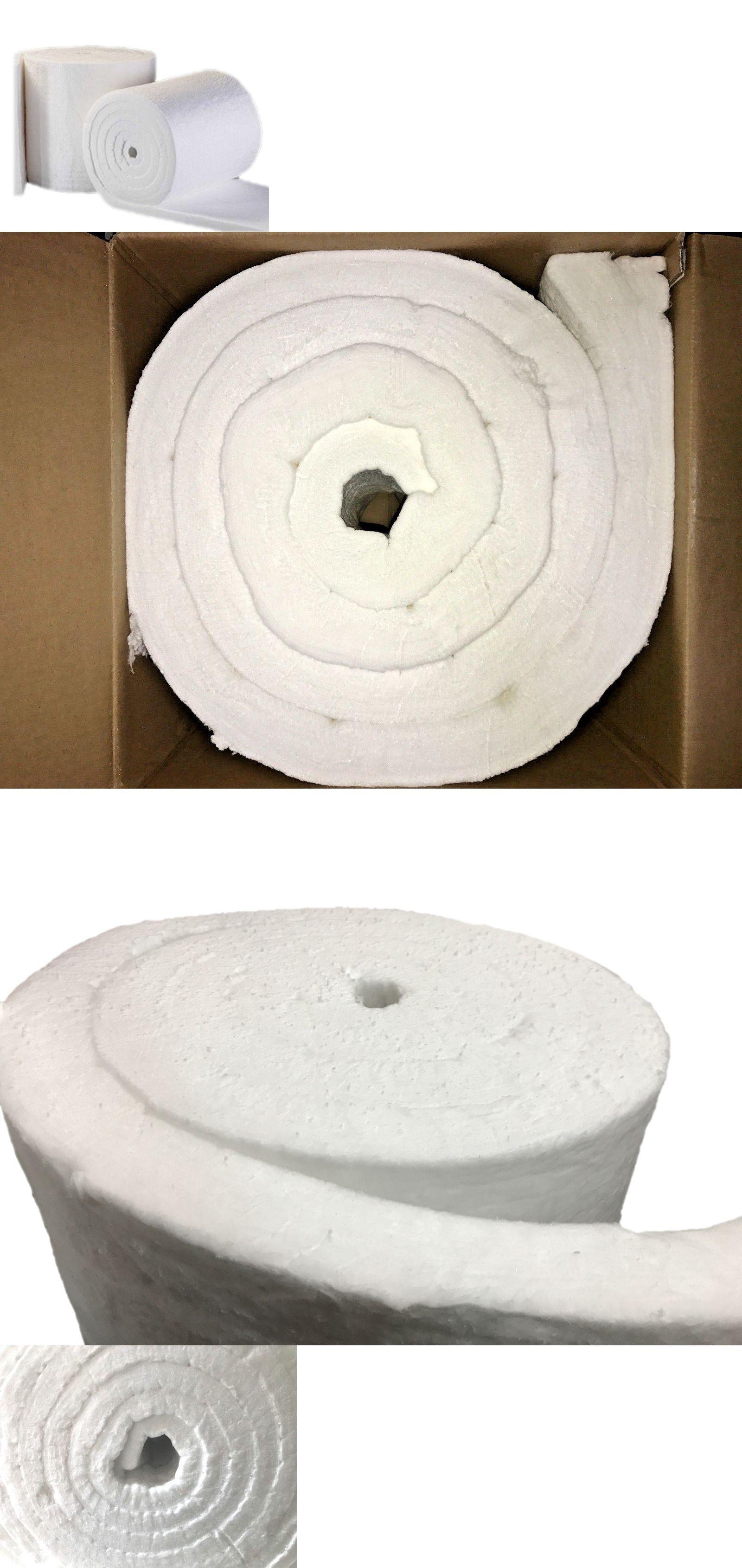 Ceramic Fiber Insulation Blanket 2600f 6lb 1 X24 X25 For Furnace Kiln Forge 688945553197 Ebay Fiber Insulation Ceramic Fiber Blanket Ceramic Fiber