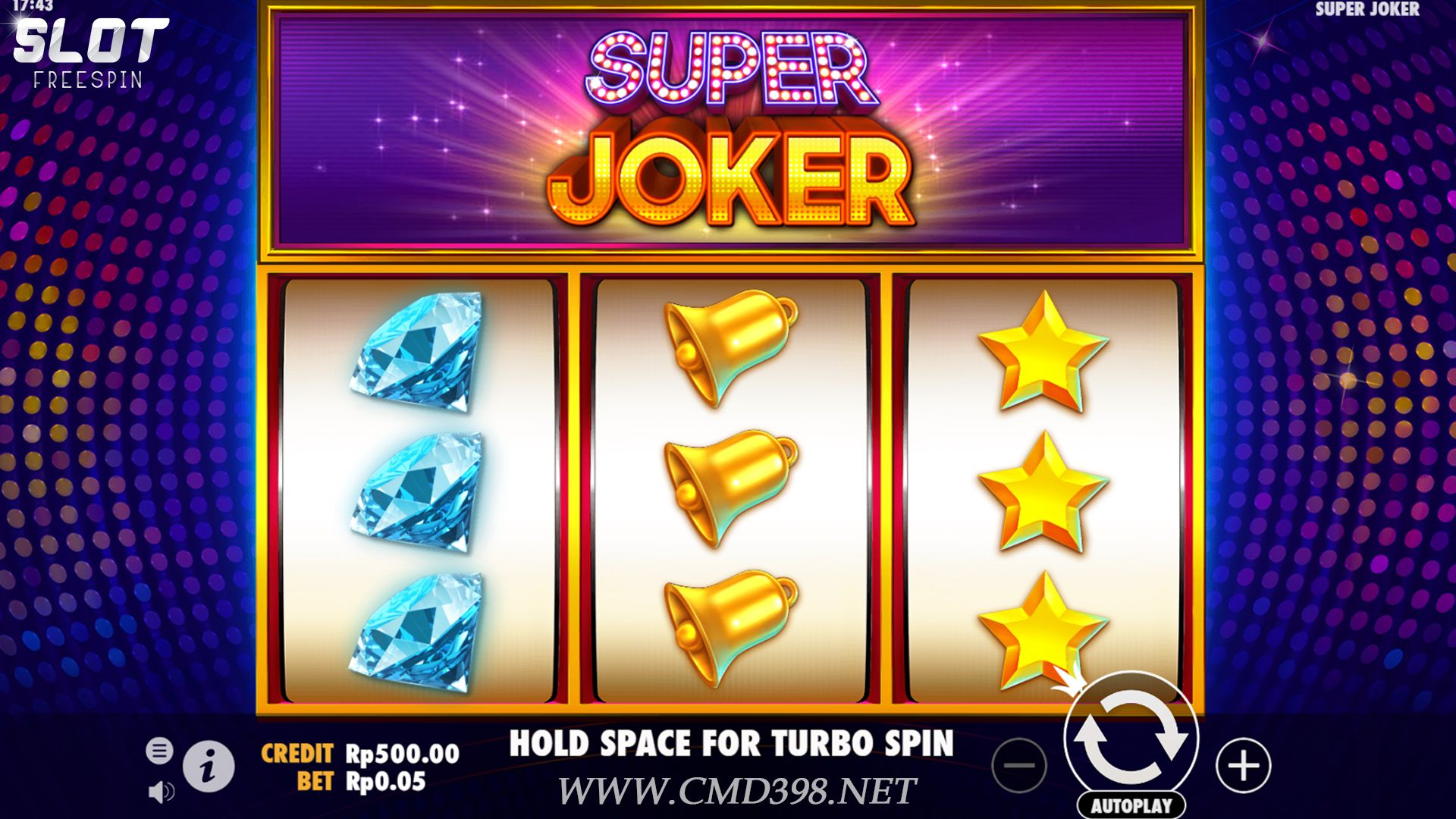 SUPER JOKER Pragmatic Play Cara Main Slot Mesin Mudah