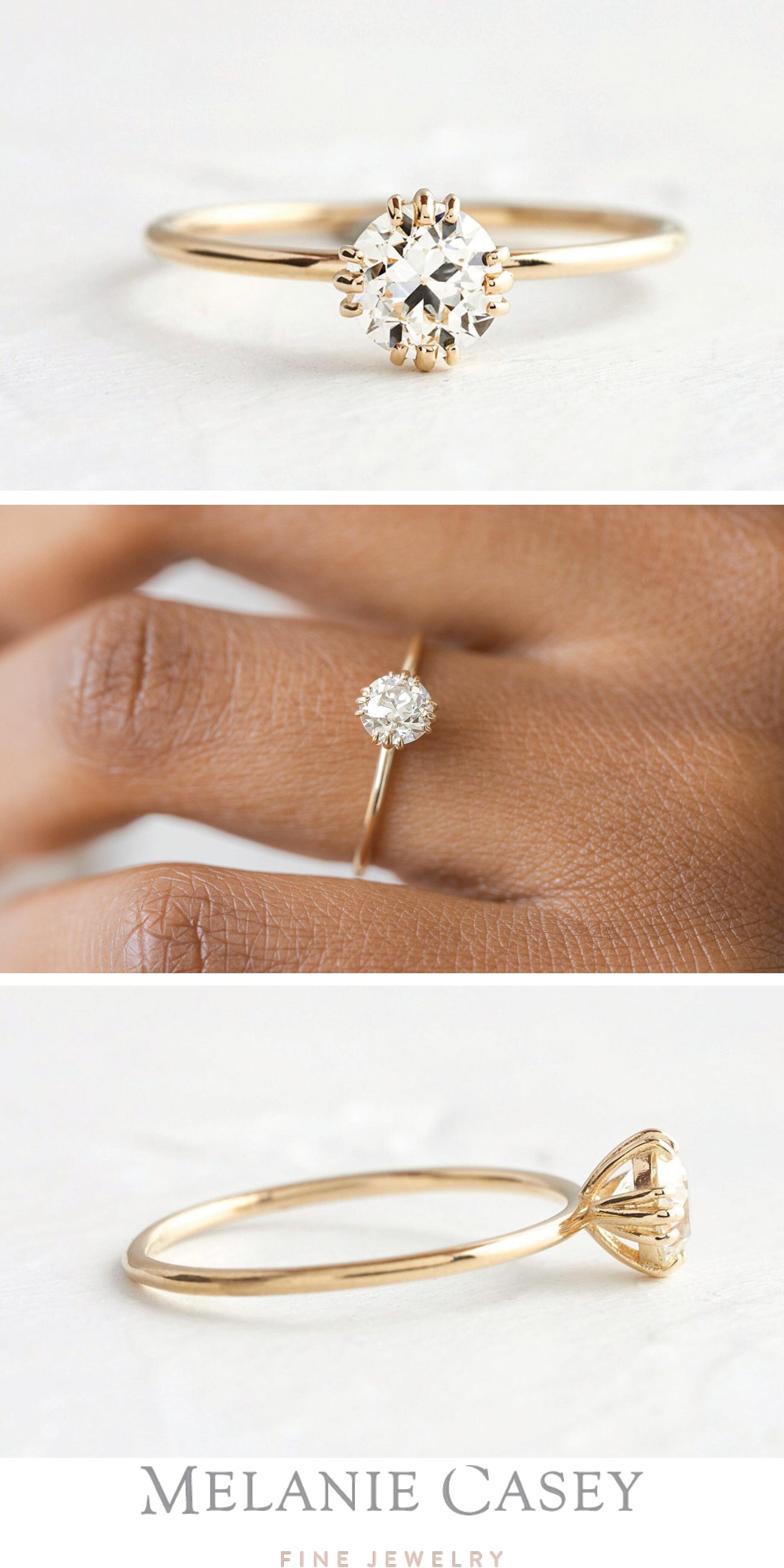 Pin auf Verlobungs Ehering