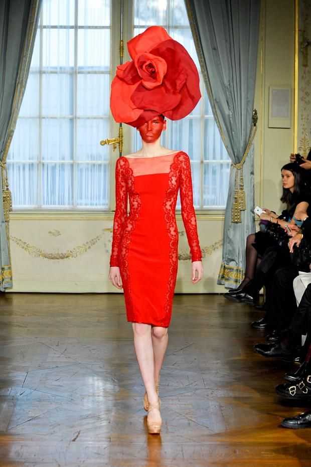 Alexis Mabille Haute Couture Spring 2012