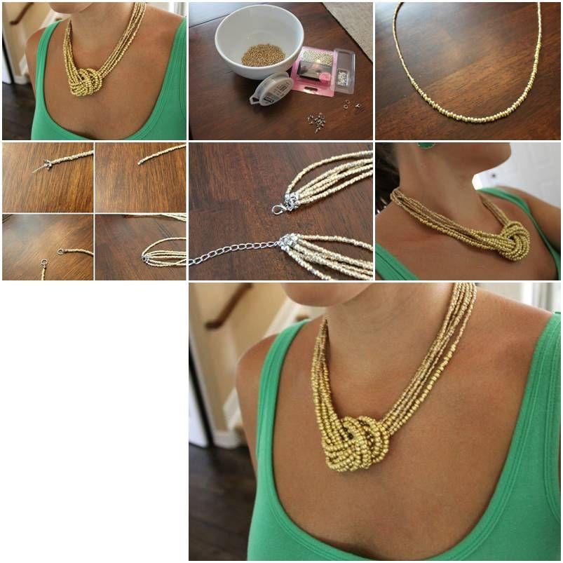 16 ways to make fabulous diy jewelry crafts diy tutorial bead 16 ways to make fabulous diy jewelry crafts solutioingenieria Images