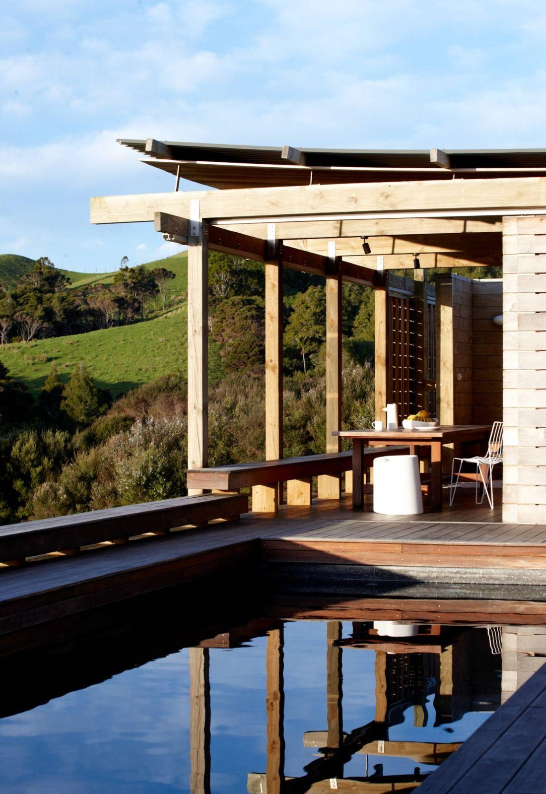 Kaipara Pavillion Herbst Architects Pavillion