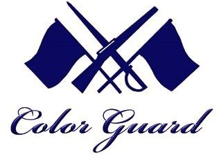 colorguard logo by jar of melissa image vector clip art online rh pinterest com color guard rifle clipart color guard clip art flags