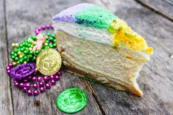 King cake Cheese cake