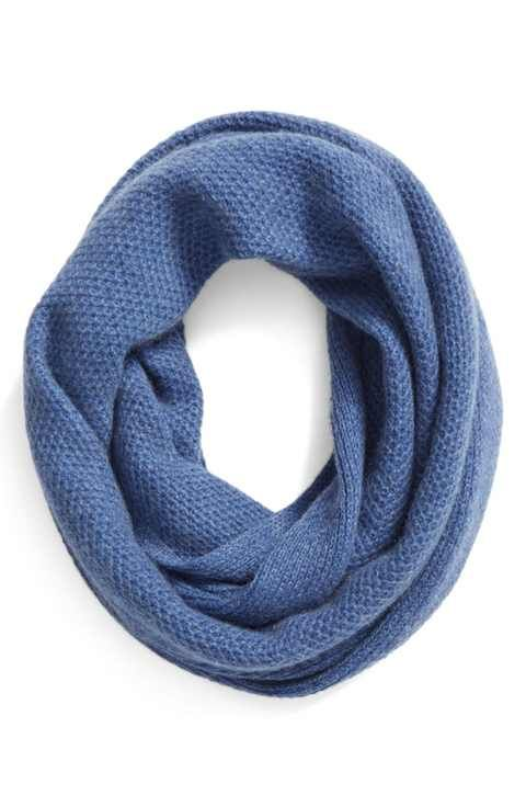 035ad72a6 Halogen® Knit Cashmere Infinity Scarf | birthday/christmas list ...