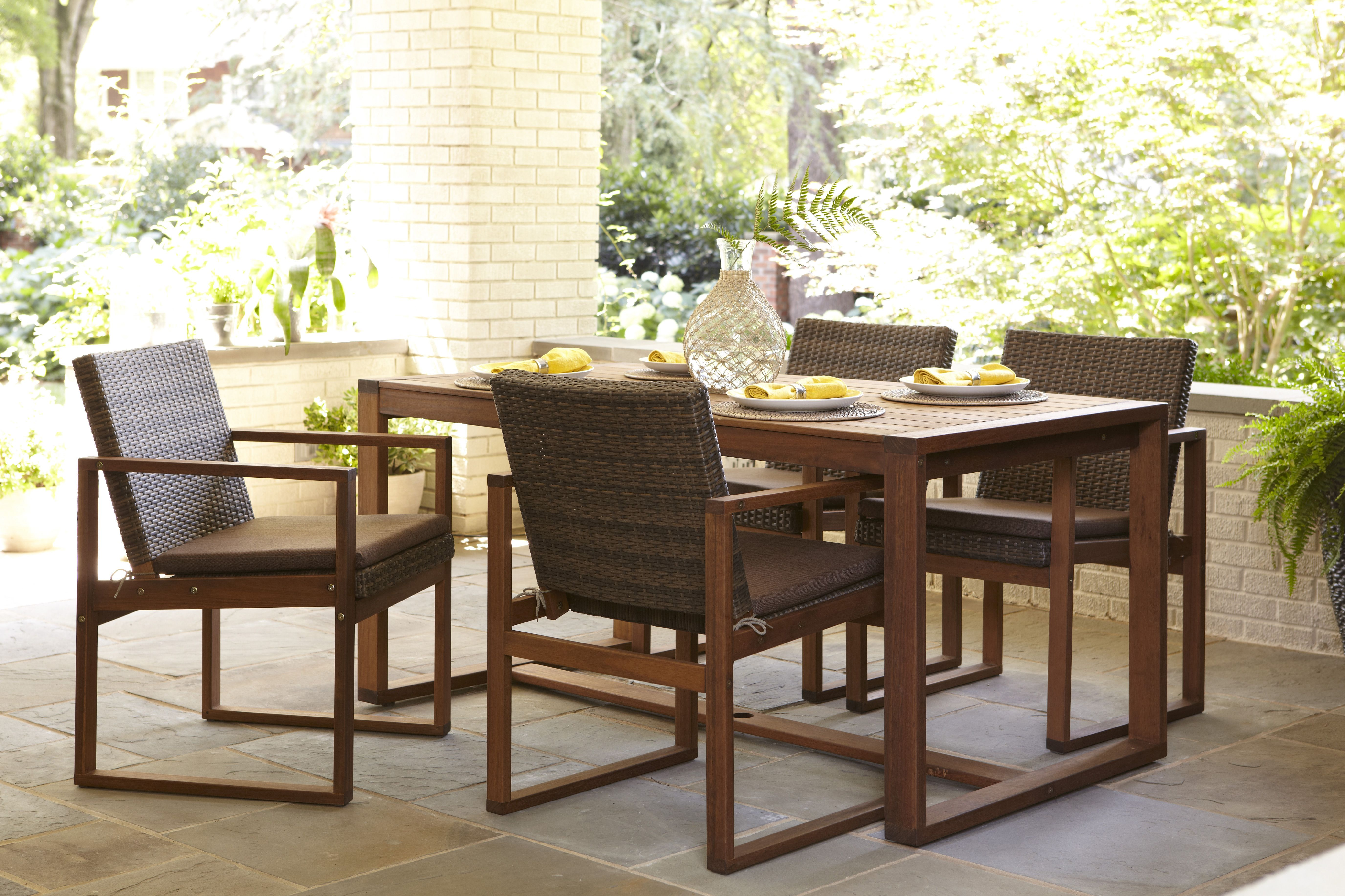 A Timeless Patio Dining Set Outdoor Furniture Sets Patio