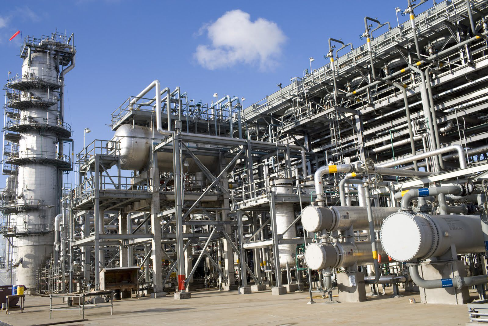 Oil prices fell below 56 a barrel on Monday as Iran and