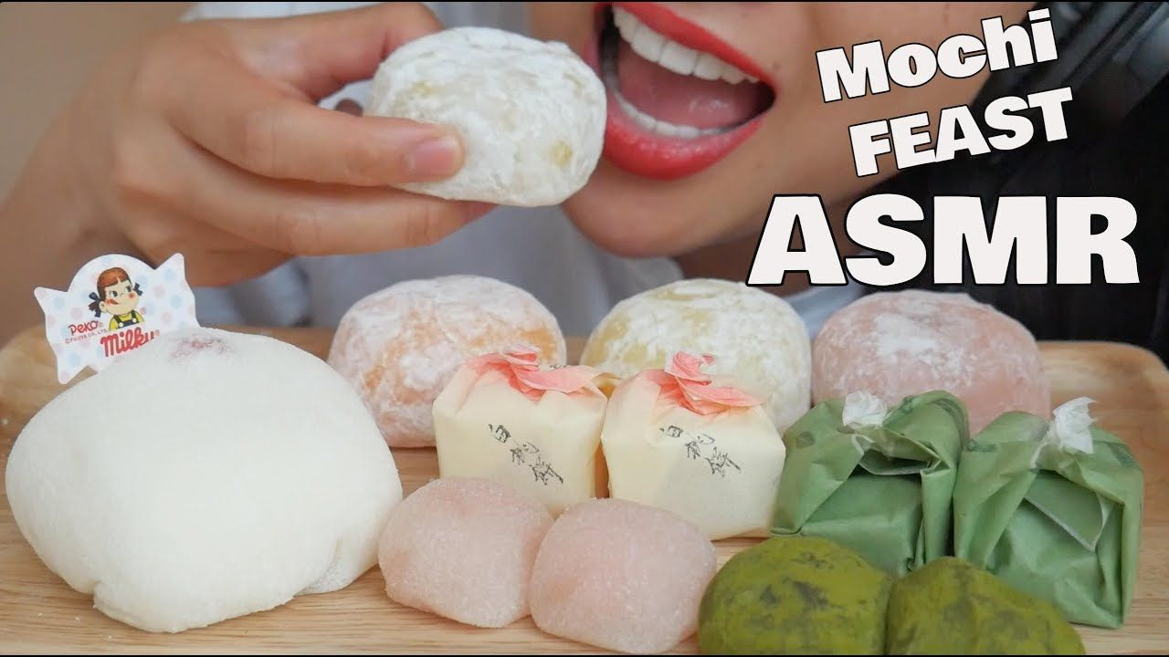 Asmr Mochi Feast Extreme Eating Sounds No Talking Sas Asmr Asmr Mochi Eat My name is sas and i love making videos :). asmr mochi feast extreme eating sounds