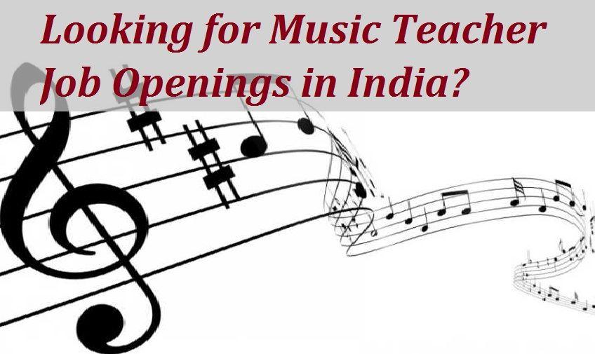 Search Music Teacher Jobs Job Openings In Site Engineer