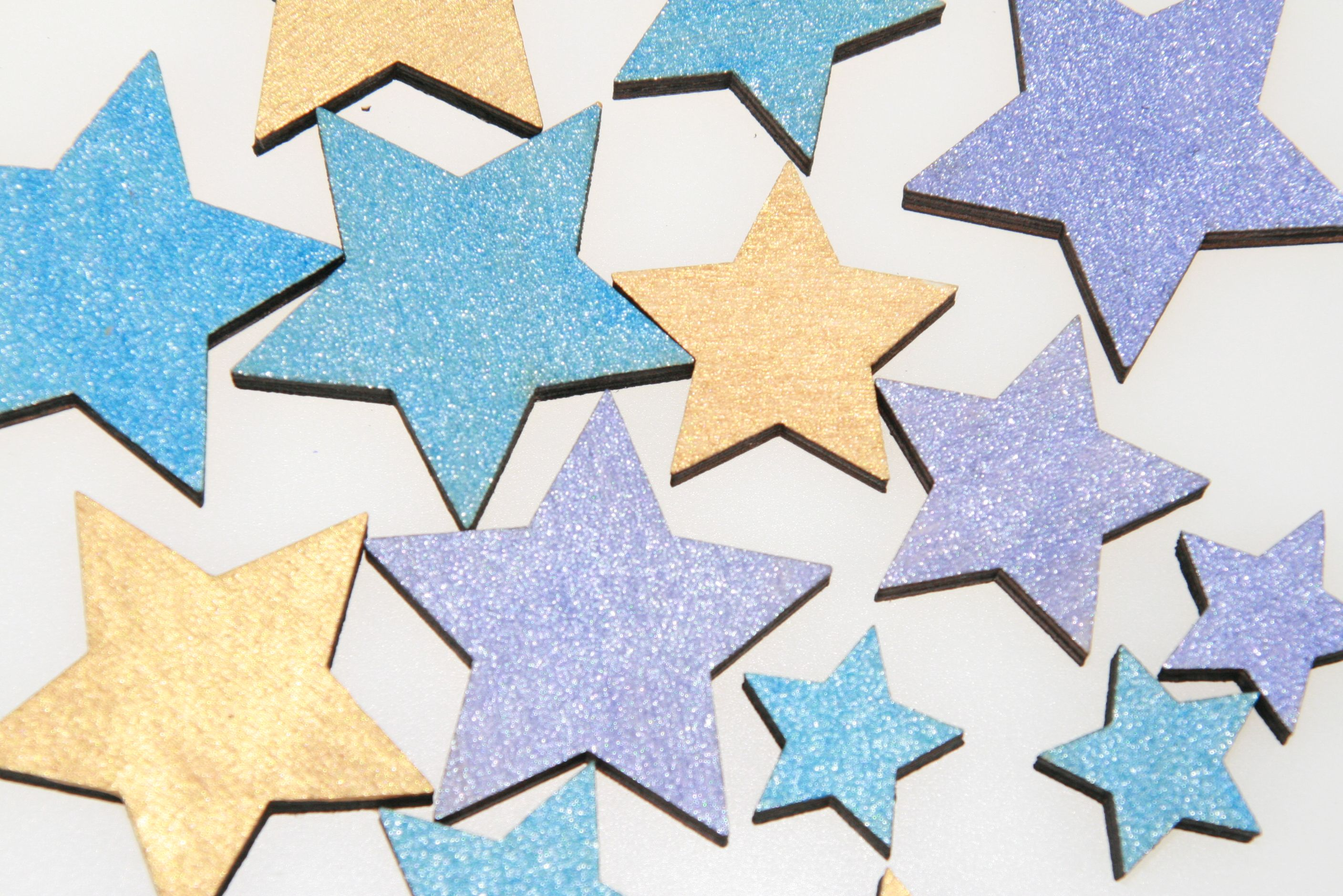 Painted wooden shapes for crafts - Craft Shape Basic Star Plain Standard Five Pointed We Manufacture Our Shapes In A Range Of Sizes And Materials Including Wooden Ply Mdf Acrylic Felt Fabric