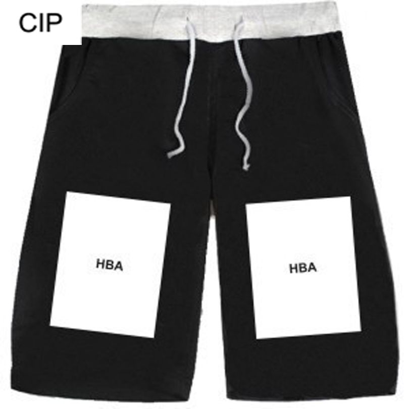 sports shoes 7fa54 9684c HBA Shorts Couple 5 Colors Casual 4XL Hood BY Air HBA European and American  Fashion Casual Hip-Hop Shorts Brand Shorts