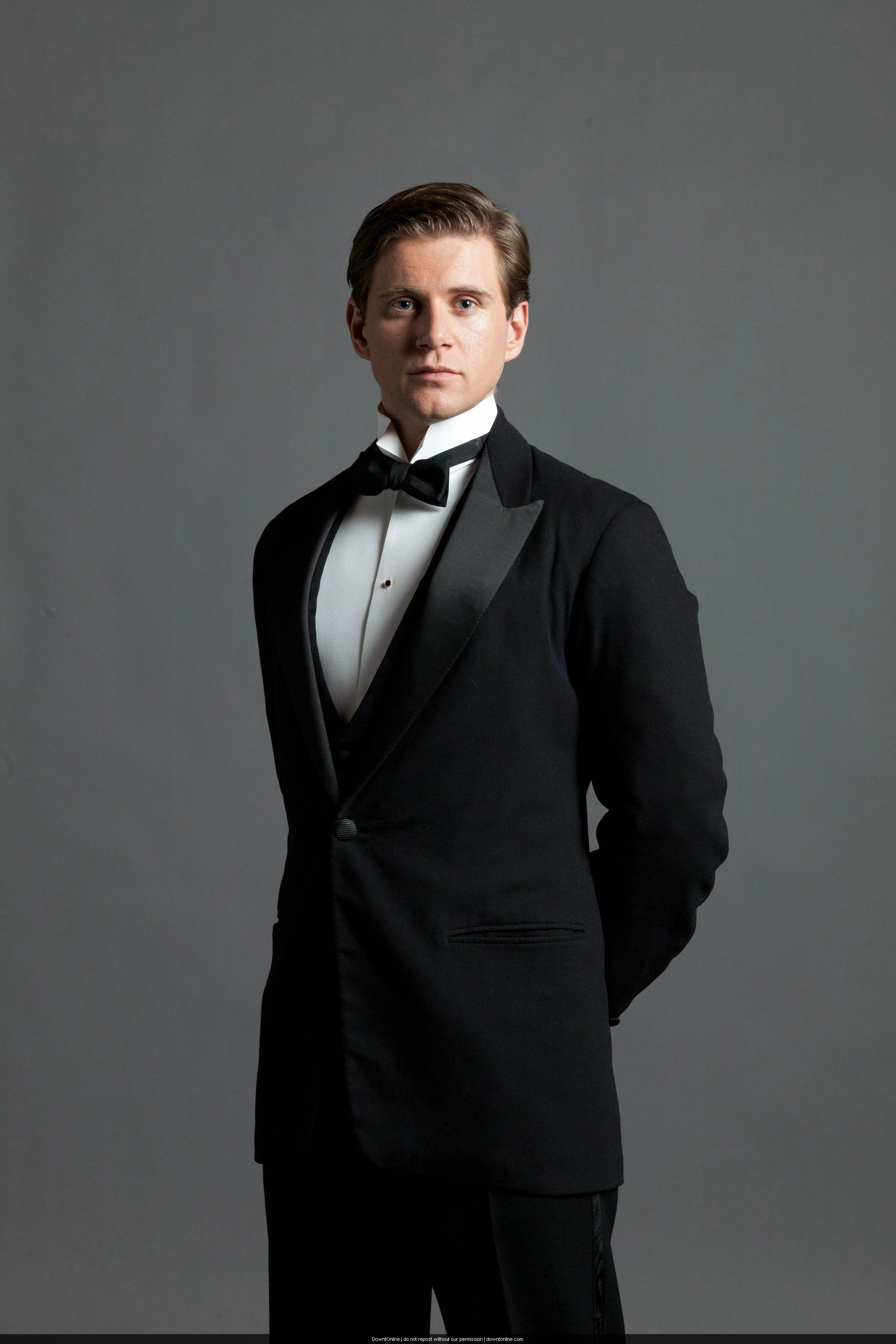 1920s Mens Fashion Evening Wear Tuxedos And Dinner Jackets Wedded