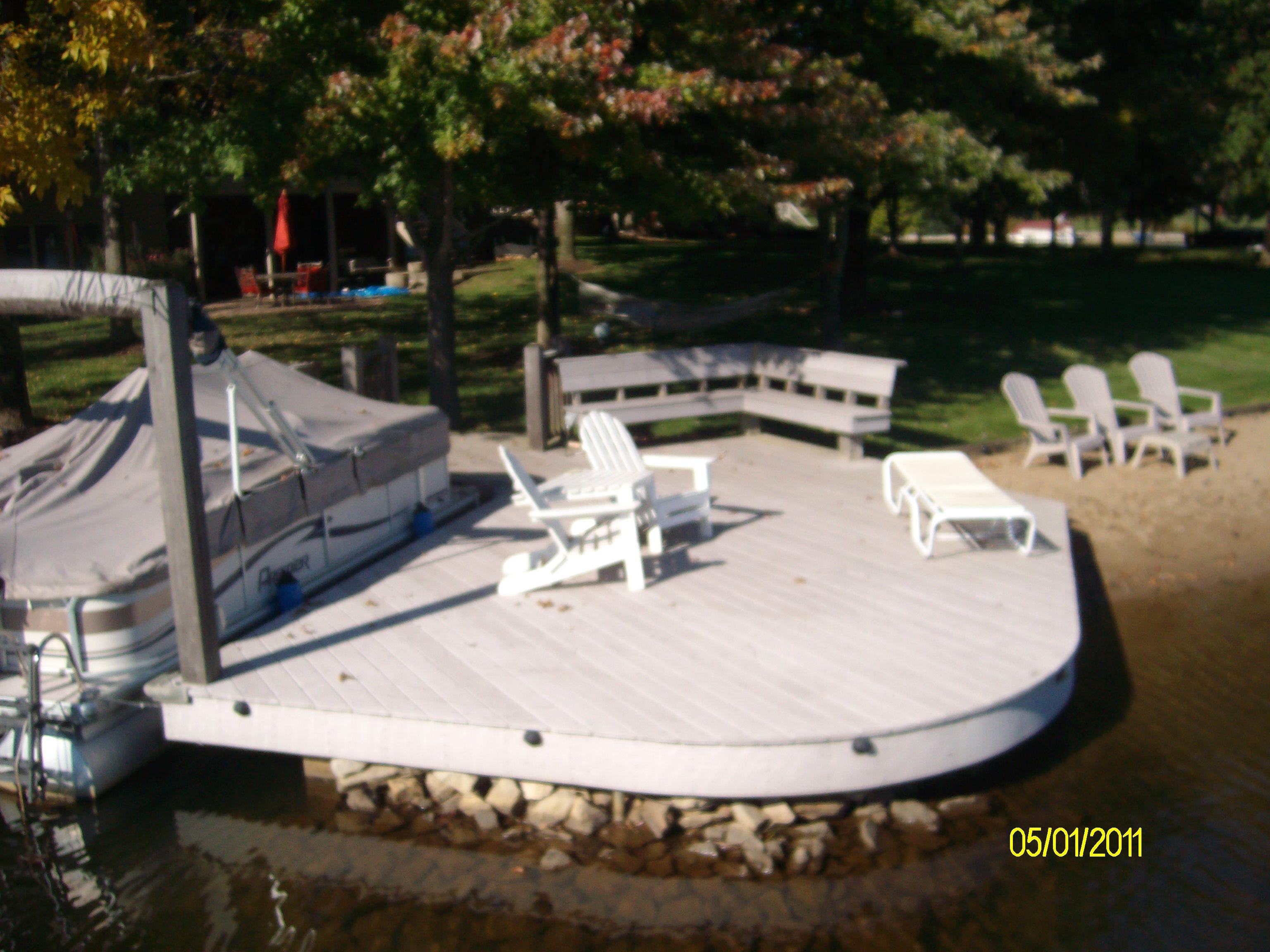 Timbertech Dock Tiptonia Home Outdoor Furniture
