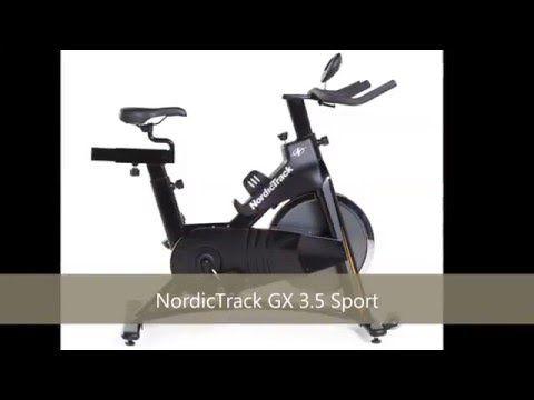 Nordictrack Recumbent Exercise Bike Nordictrack Gx 3 5 Sport