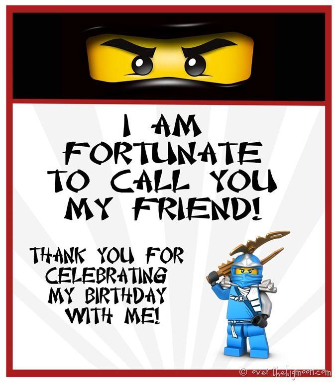 Ninjago Birthday Party With Free Printables Ninjago Birthday Party Ninjago Birthday Lego Ninjago Birthday