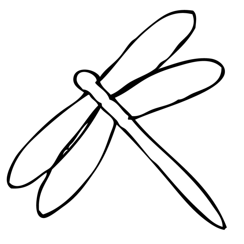 Uncategorized Drawing Easy Pictures image result for dragonfly drawing easy animals pinterest easy