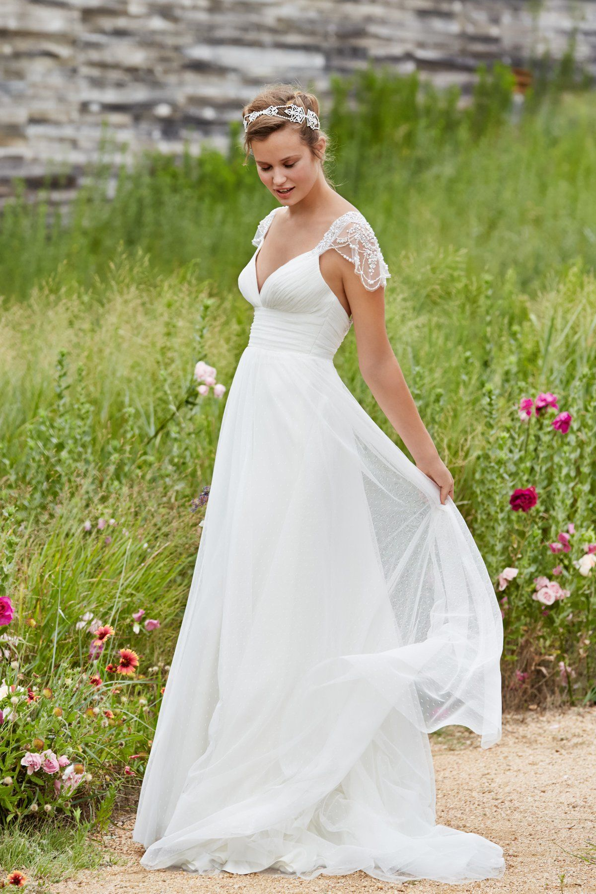Poetry in Motion - Love Marley by Watters 2016 Collection | Wedding ...