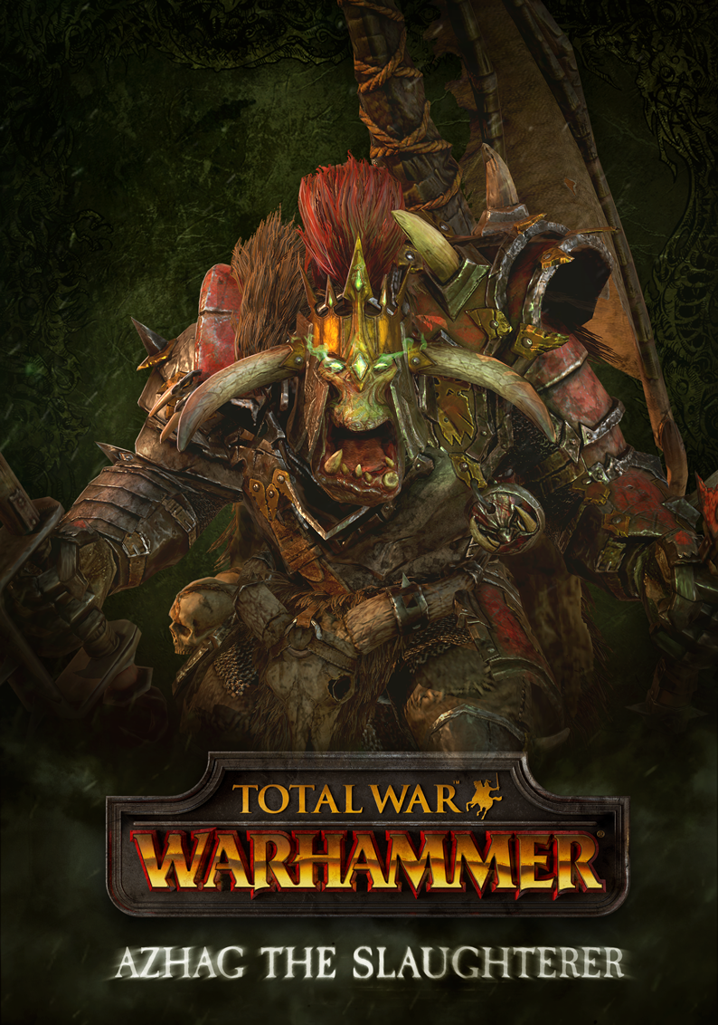 azhag poster02 png 794 1132 warhammer fantasy pinterest