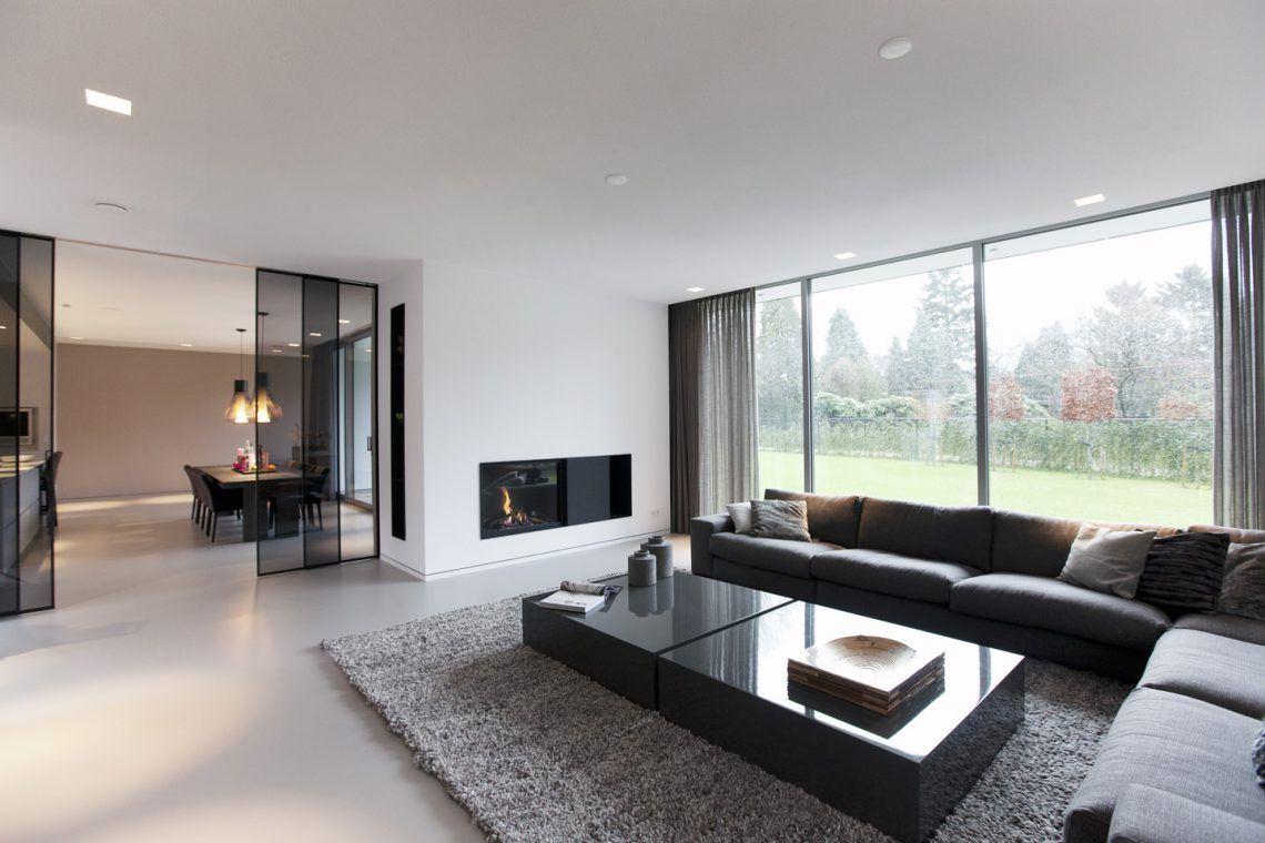 Kap berk moderne villa gelderland hoog □ exclusieve woon en