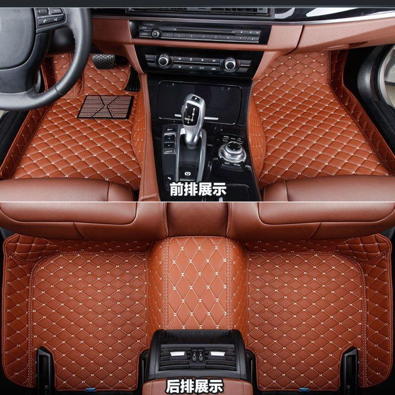 Custom Car Floor Mats For Dodge Journey