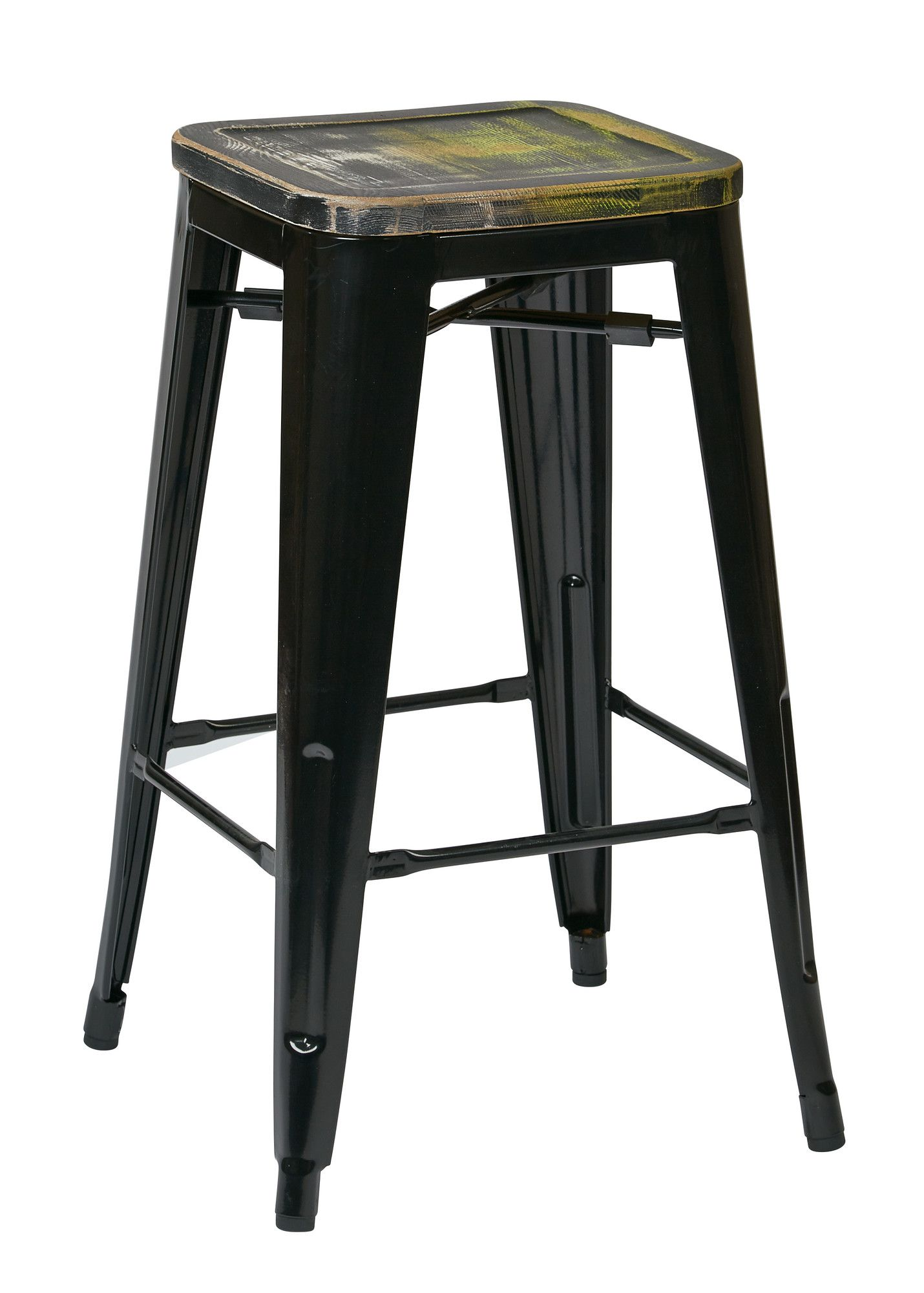 "Office Star Bristow 26"" Bar Stools & Reviews 