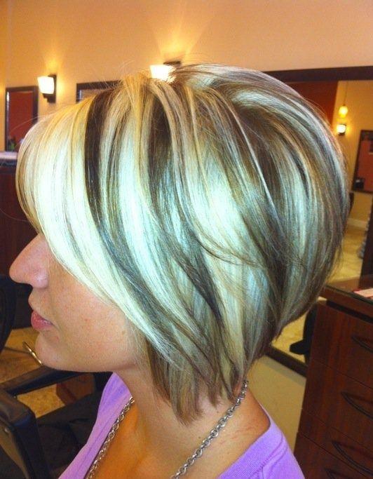 Winterliche Mittellange Frisuren Mit Reizenden Farben