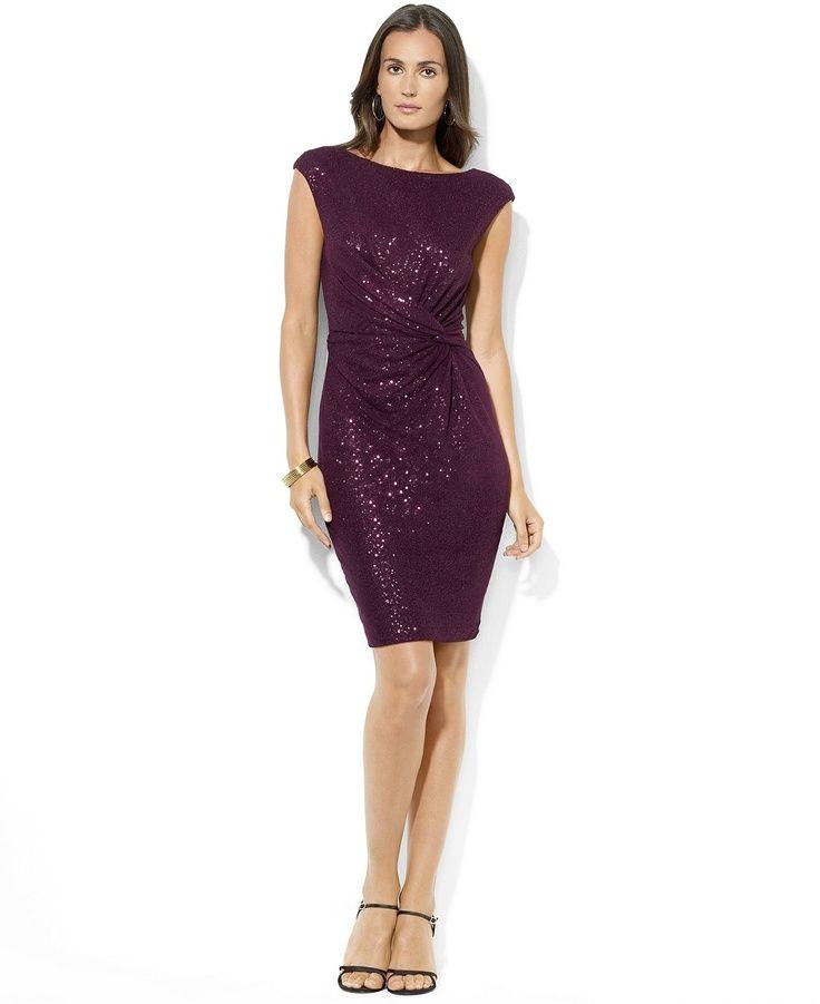 e2726b3db6d72 Macy s Ralph Lauren Dresses