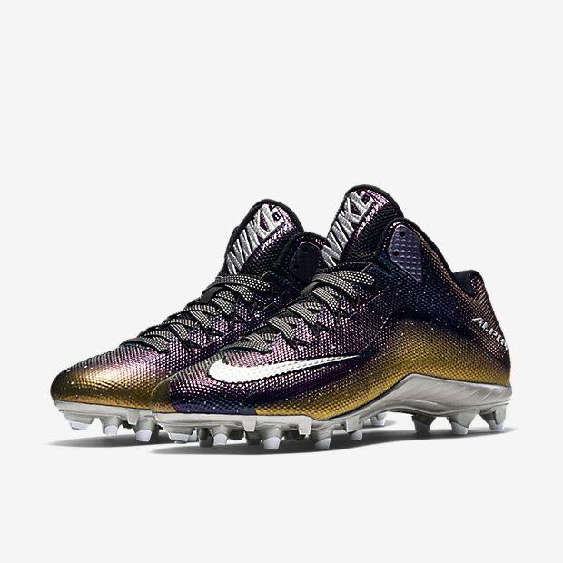 Nike Alpha Pro 2 3/4 TD LE Men's Football Cleat