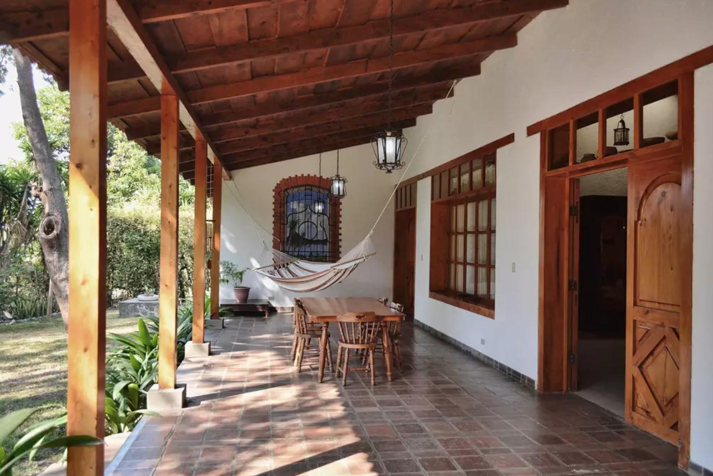 Corredor Casa De Campo Fachadas De Casas Modernas Casas Casas Modernas