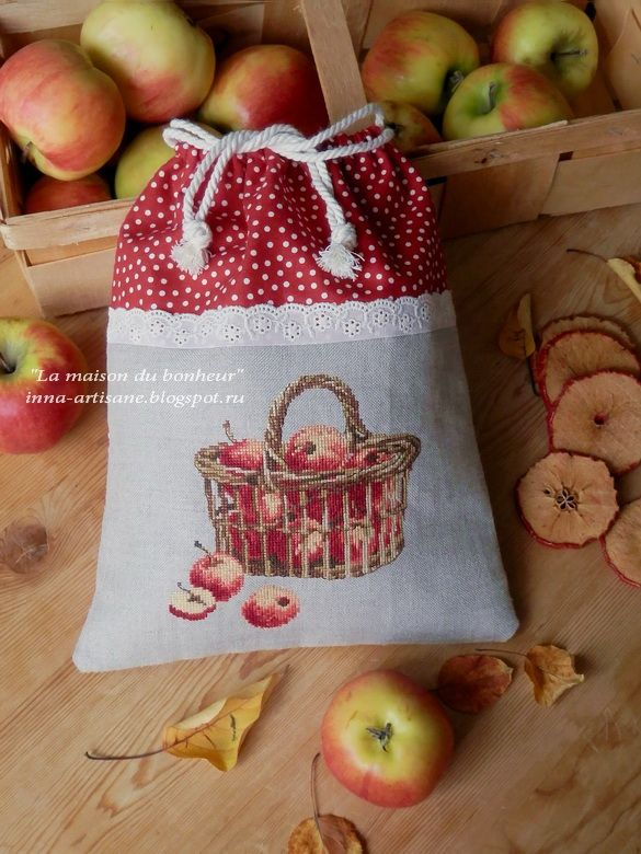 La maison du bonheur: About love apples.