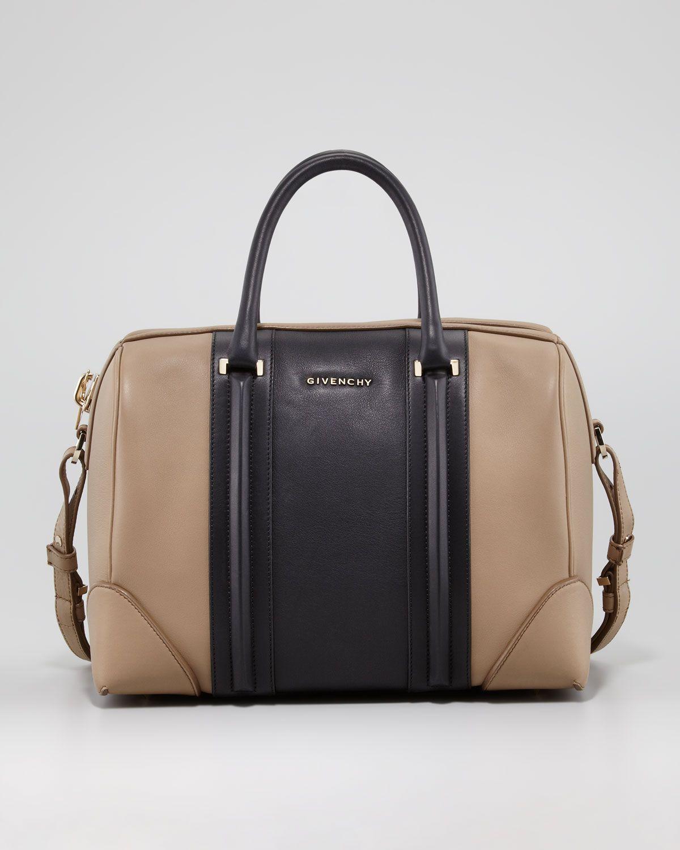 Givenchy Lucrezia Colorblock Satchel