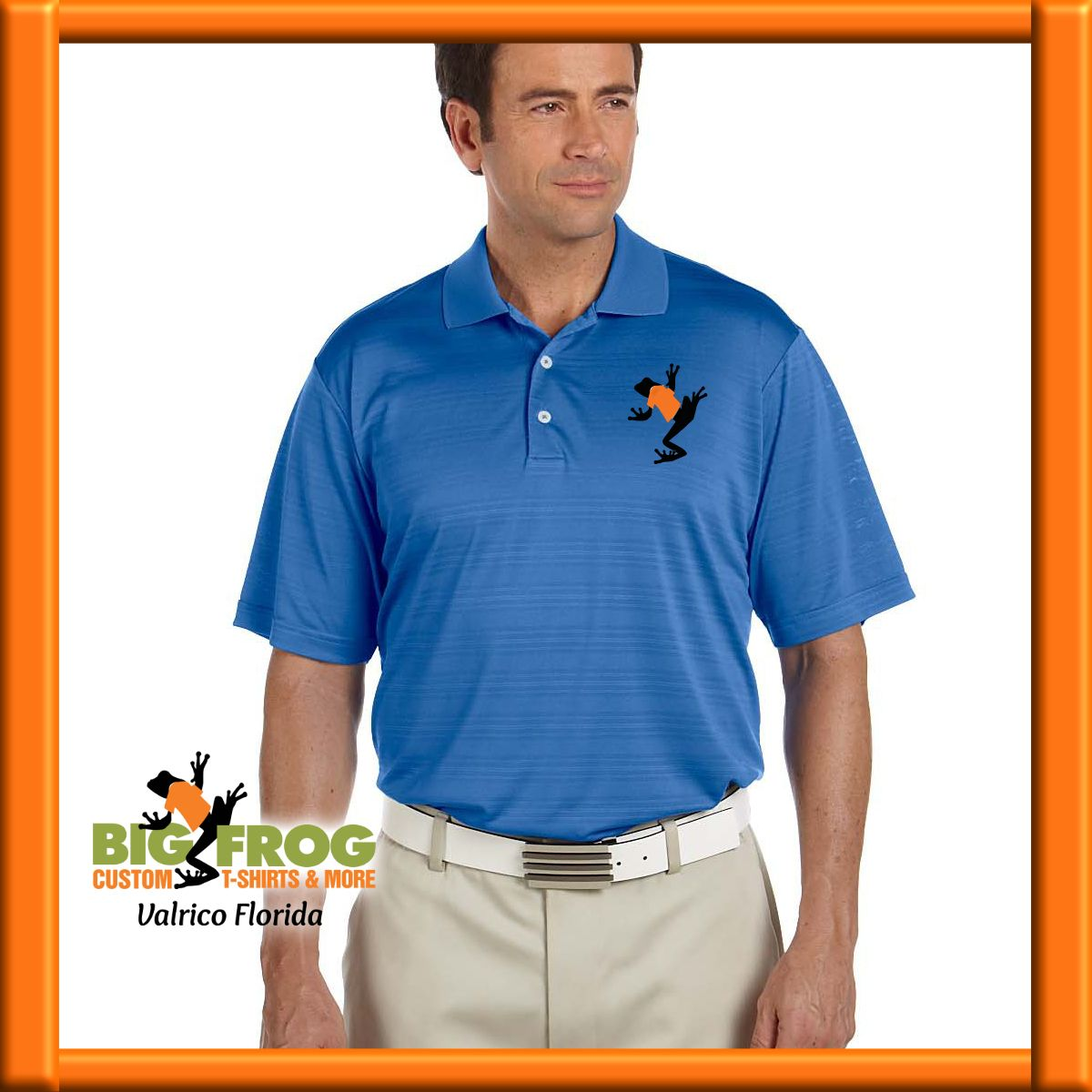 Custom Corporate Apparel Is Available At Big Frog Custom T Shirts