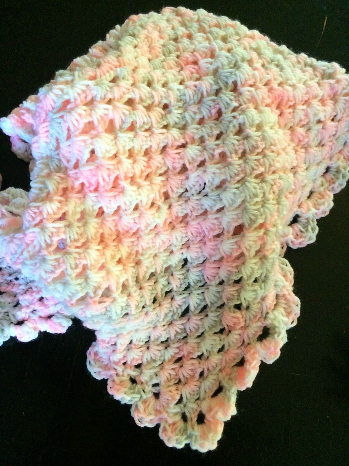 Fiddle Baby Comfort Blanket - Tunisian Crochet My little ...